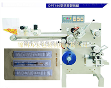 DPT190型锦州兽药酒清快铝塑药板包装机厂家生产