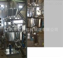 供应KZL-400快速搅拌制粒机  料筒可移动 便于清洗