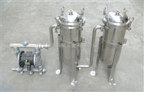 不銹鋼雙聯過濾器上海莉敏廠家直銷