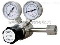 进口氧气压力表减压阀
