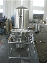 GFG高效沸騰干燥機參數