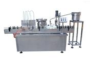 HCGX系列液體灌裝旋(軋)蓋機