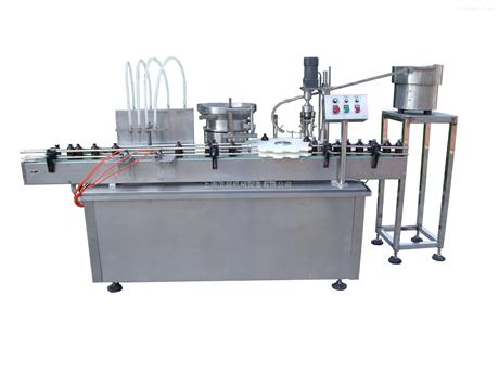 HCGX系列液体灌装旋(轧)盖机
