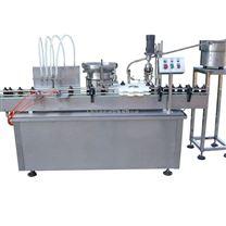 液体灌装旋盖机
