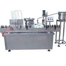 HCGX-30/500液體灌裝旋蓋機