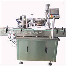 HCGX-5/50型全自動西林瓶灌裝旋(軋)蓋機