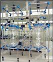 10-150L三层玻璃反应釜