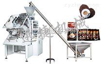 立式粉劑包裝機|咖啡粉劑包裝機