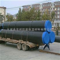 小區集中供熱架空蒸汽管道多少錢一米 預制保溫管件