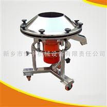 供應不銹鋼高效除雜高頻振動篩 小型高頻振動篩 高頻震動篩