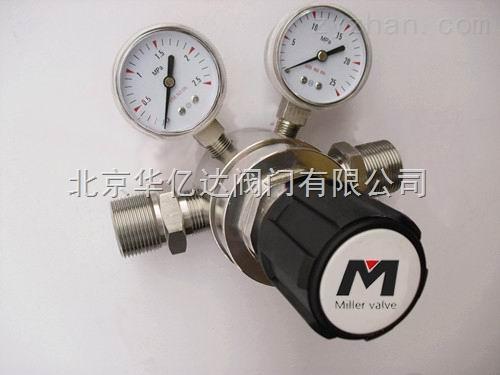 进口高压氢气减压阀,进口用氧气减压阀,进口高压空气减压阀图片