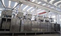 顆粒硅膠多層網帶式干燥機