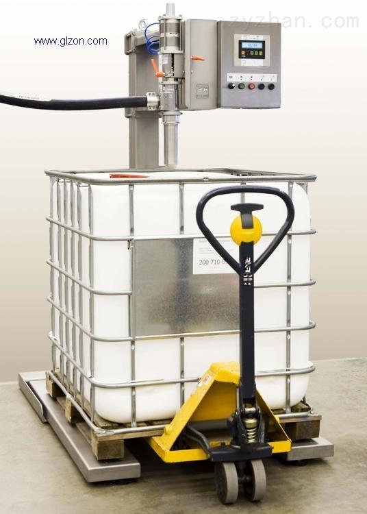 df-1000s-n1r-ex供应 防爆ibc吨桶灌装机df-1000s
