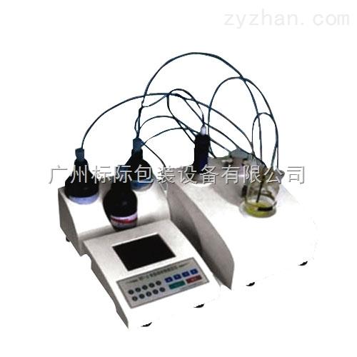 晶体水分测定仪