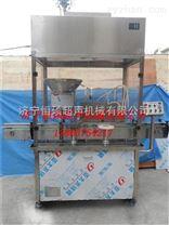 HSGS液体定量灌装机//转盘式灌装加塞一体机型号价格