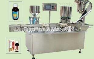 眼药水灌装旋盖机一体机 二合一灌装系列
