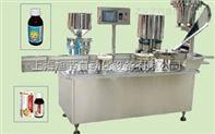 眼藥水灌裝旋蓋機一體機 二合一灌裝系列