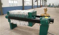 厂家生产手动压滤机