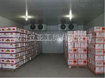厦门水果批发市场冷库 漳州水果蔬菜冷库
