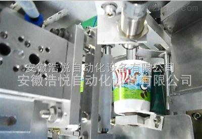 TM-2160Z新研制不锈钢面板贴标机 出口专业侧面加顶面双标贴标机