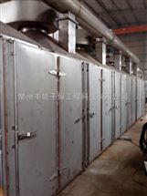 湖南600Kg/h杏子多层带式干燥机