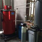 上海嘉远纸品厂用燃油蒸汽锅炉加温