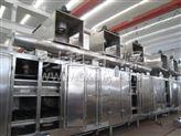 DW多層帶式干燥機產品應用