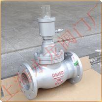 QDY421F-40CDN150大口径液氨液动紧急切断阀