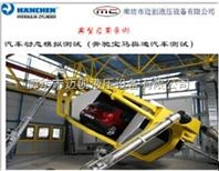 汉臣HANCHEN静压支撑油缸汽车动态模拟测试应用