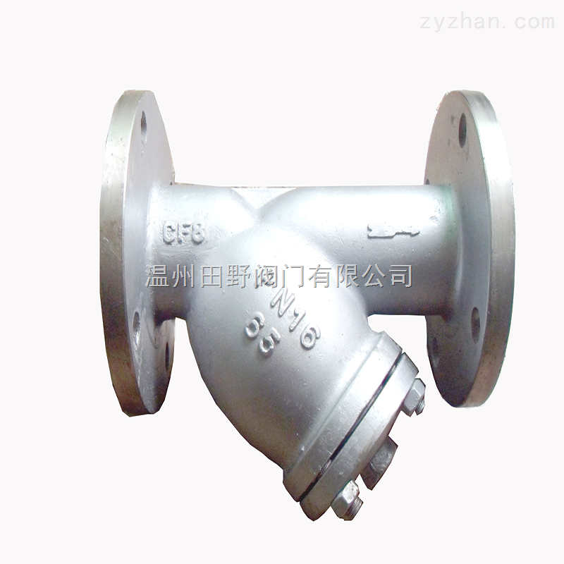 GL41Hy型法兰式过滤器