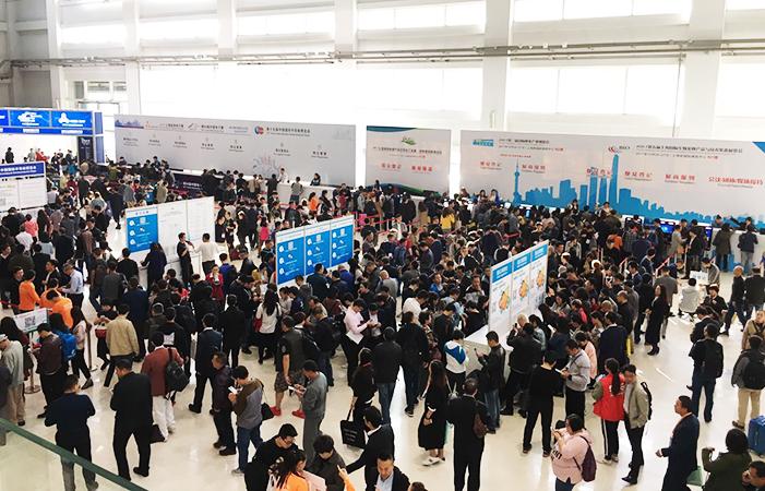 2017第五届上海生物发酵展盛况