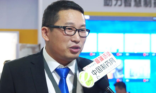 专访宜春万申制药机械有限公司总经理刘振峰