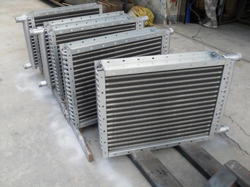 净化空调全不锈钢蒸发器 冷凝器 表冷器