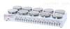 H04-1多工位加熱磁力攪拌器_十工位