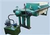 隔膜压滤机高效造纸印染污泥脱水